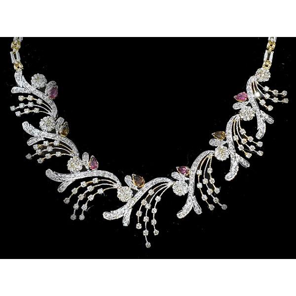 Diamond Necklace NCR617