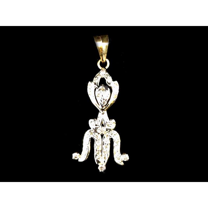 Diamond Pendant PNG334