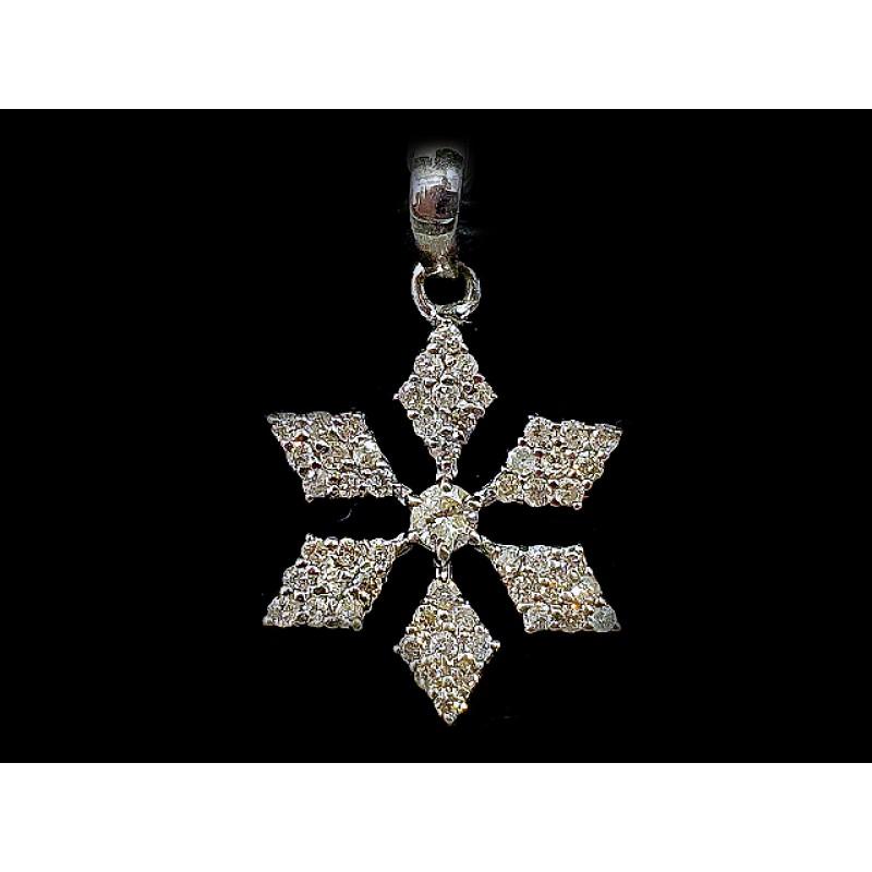 Diamond Pendant PNQ285